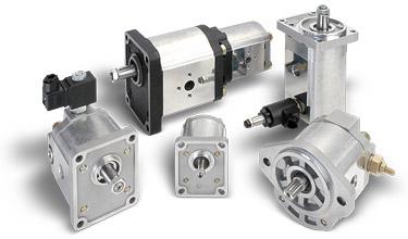 Pompe e motori a ingranaggi con corpo in alluminio - polaris